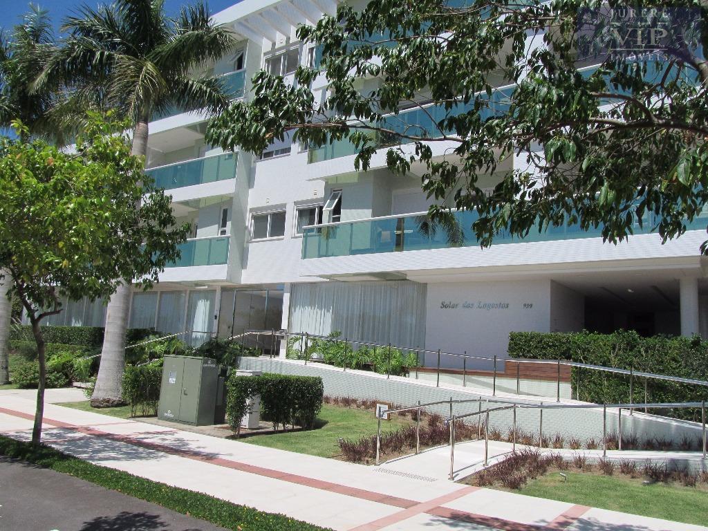 Apartamento Residencial à venda, Jurerê Internacional, Florianópolis - AP0060.