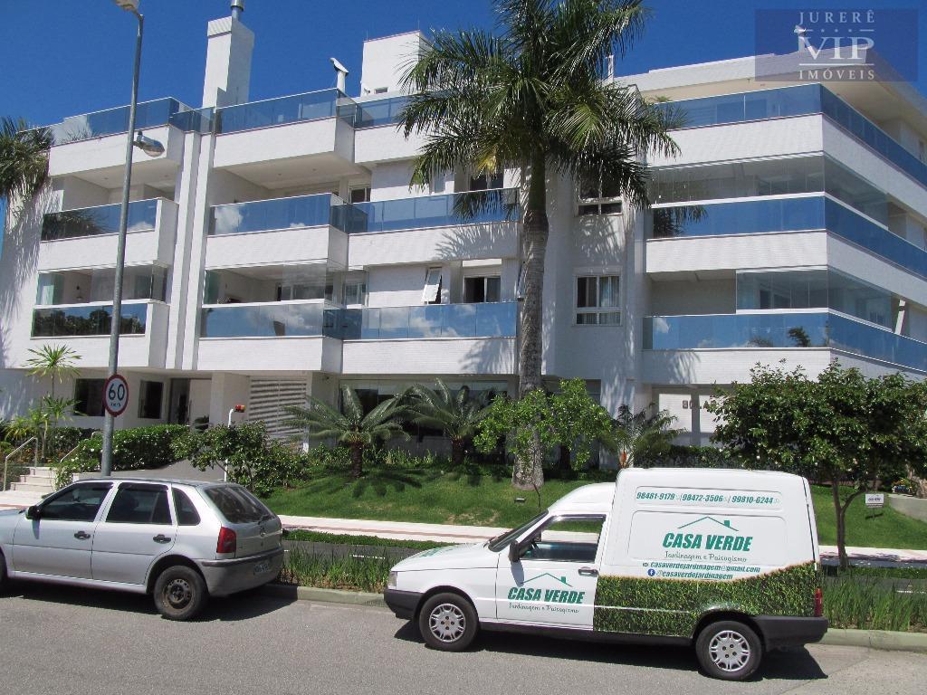 Apartamento Residencial à venda, Jurerê Internacional, Florianópolis - AP0105.