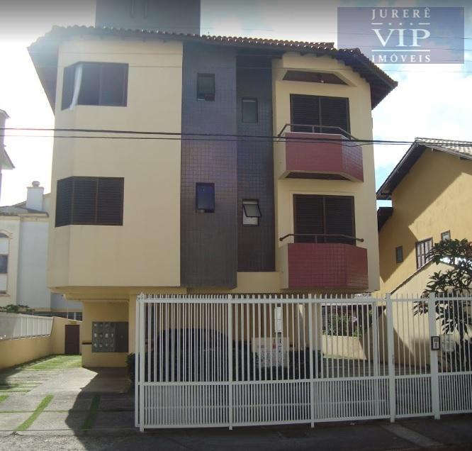 Apartamento Residencial à venda, Jurerê, Florianópolis - AP0155.