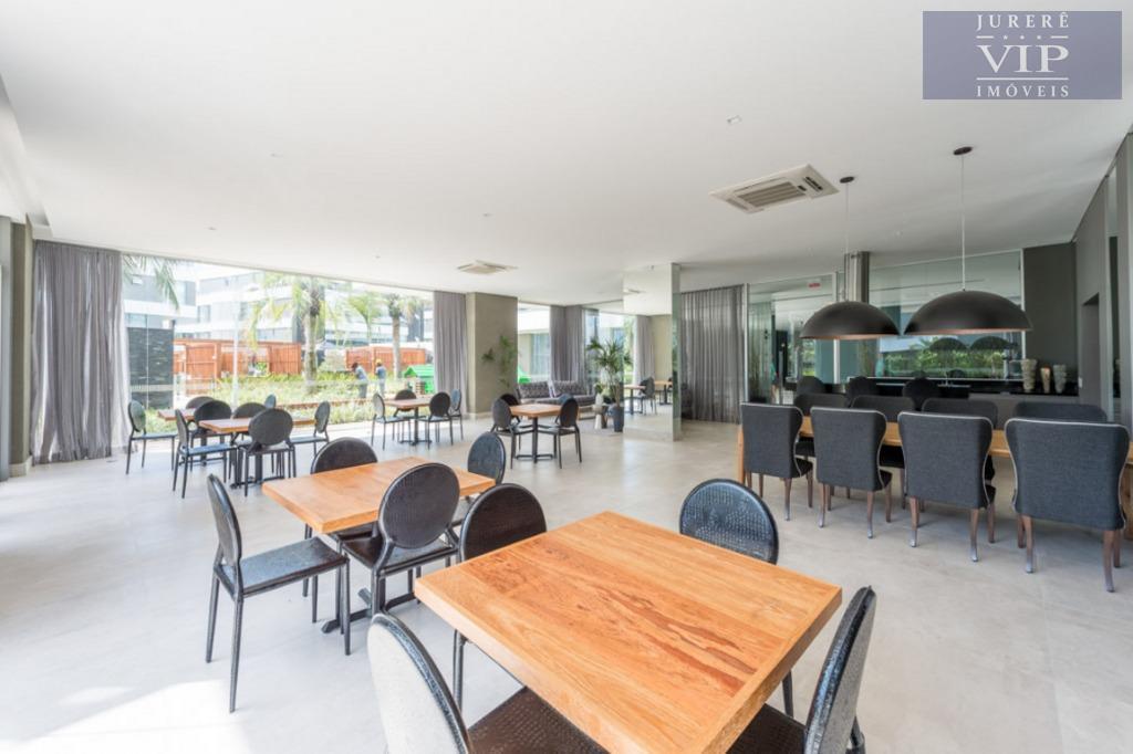apto de 3 suítes, salas amplas de estar e jantar, cozinha integrada, área de serviço, ampla...