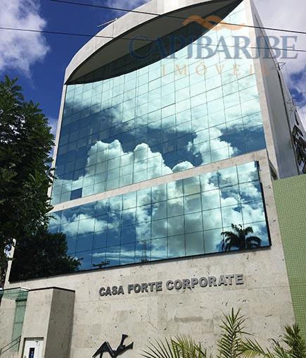 Sala  comercial para locação, Poço da Panela, Recife.