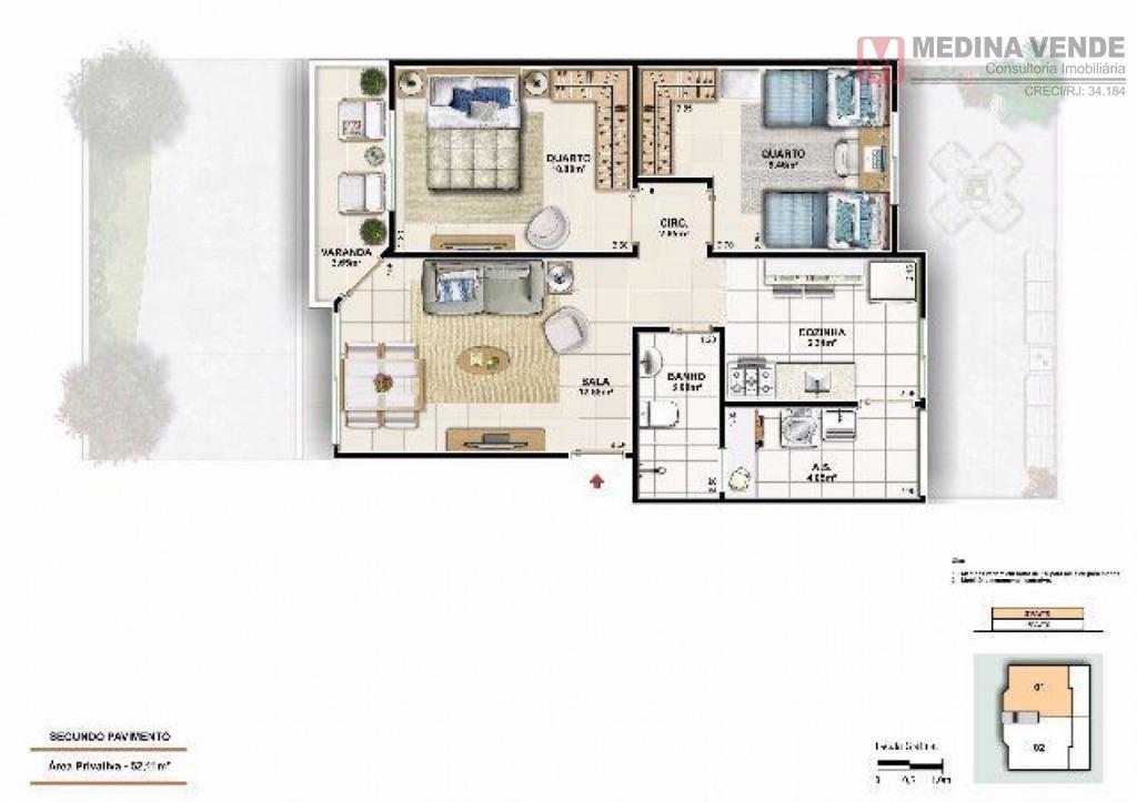 lançamento!!! total de 8 casas.casas superiores e térreas: 2 quartos, sala, cozinha, banheiro, área de serviço,...