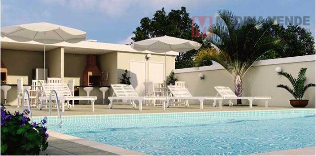 Apartamento residencial à venda, Santa Luzia, São Gonçalo - AP0036.