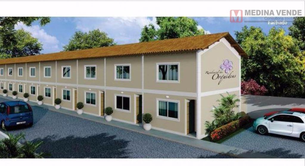 Casa residencial à venda, Laranjal, São Gonçalo - CA0095.