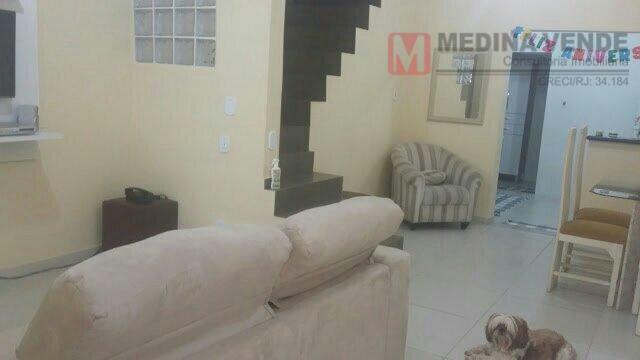 Casa residencial à venda, Boa Vista, São Gonçalo - CA0275.