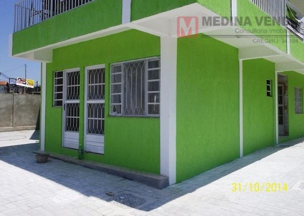 Casa residencial à venda, Laranjal, São Gonçalo.