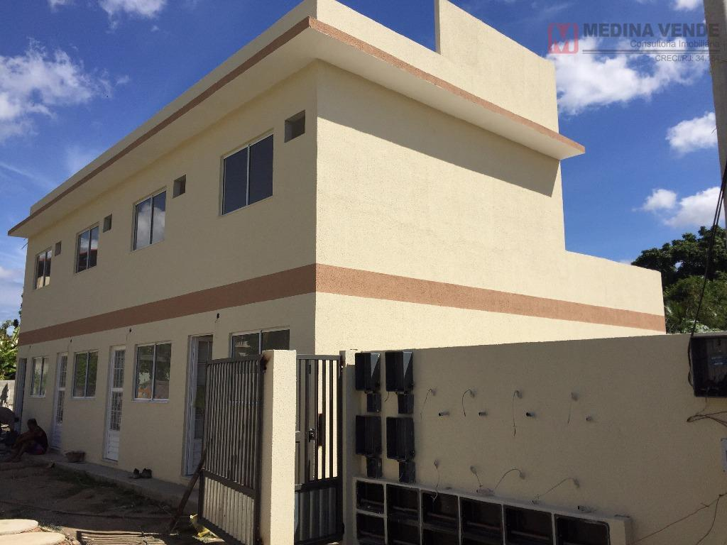 Casa residencial à venda, Laranjal, São Gonçalo - CA0437.