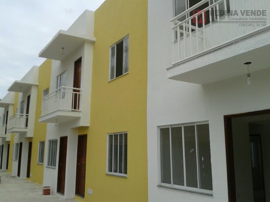 Casa residencial à venda, Laranjal, São Gonçalo - CA0396.