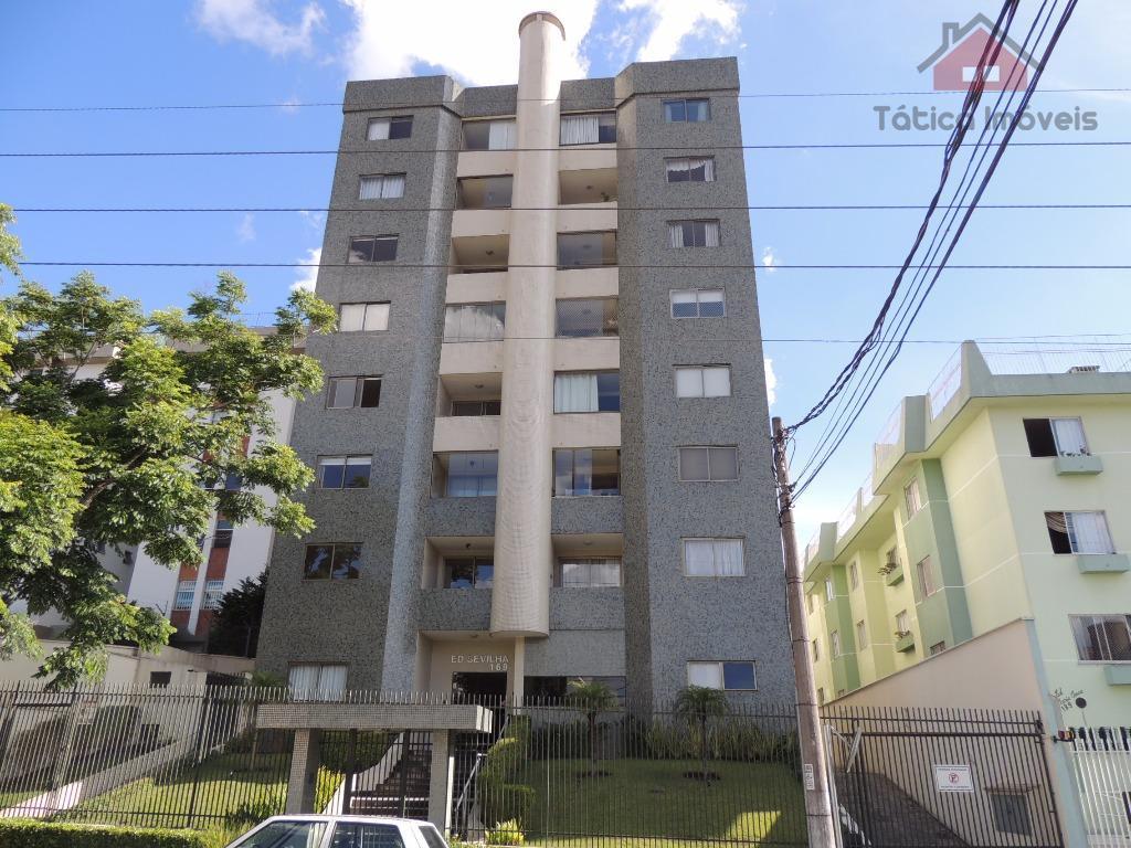 Apartamento residencial à venda, Vila Izabel, Curitiba - AP0059.