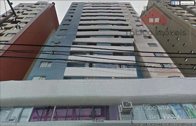 Apartamento residencial à venda, Água Verde, Curitiba - AP0064.