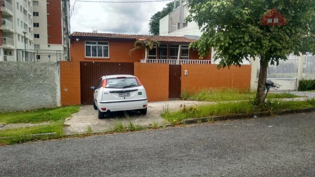 Casa residencial à venda, Vila Izabel, Curitiba - CA0022.