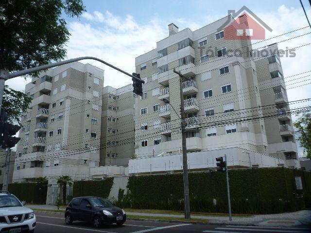 Apartamento residencial à venda, Rebouças, Curitiba - AP0103.