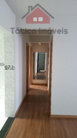 referencia: ap 0111excelente apartamento totalmente repaginado com 3 dormitórios, sala para 2 ambientes, banheiro social, cozinha...