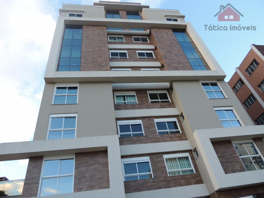 Apartamento residencial à venda, Vila Izabel, Curitiba - AP0120.