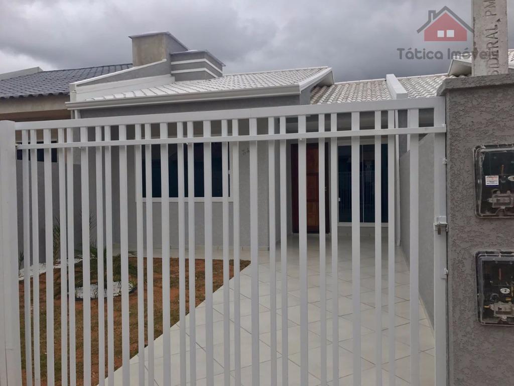 Casa residencial à venda, Eucaliptos, Fazenda Rio Grande.