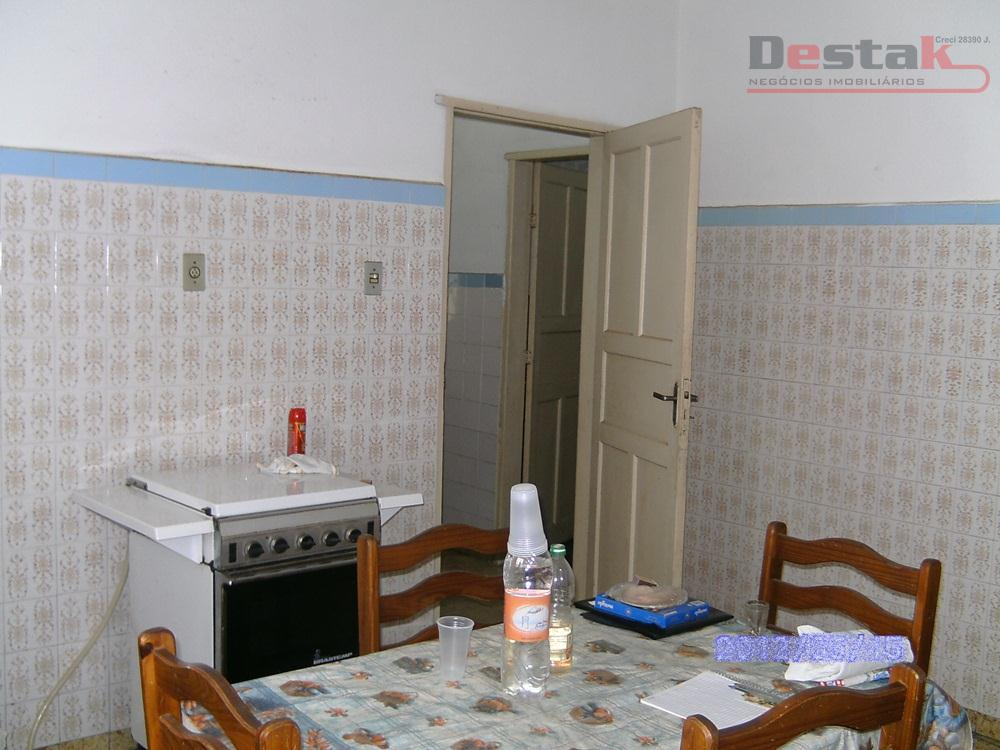 Casa 2 dorms, Vila Homero Thon, Santo André.