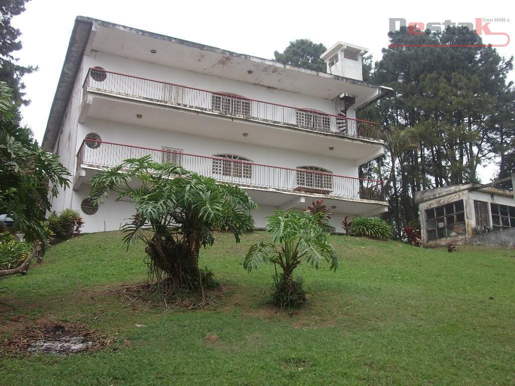 Chácara 8 dorms na Vila Balneária - SBC.