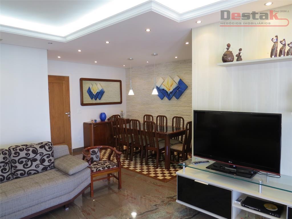 Apartamento, 3 dorms, Enseada Guaruja, Guarujá.