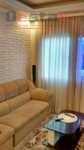 Apartamento, 2 dorms, Alves Dias, SBC.