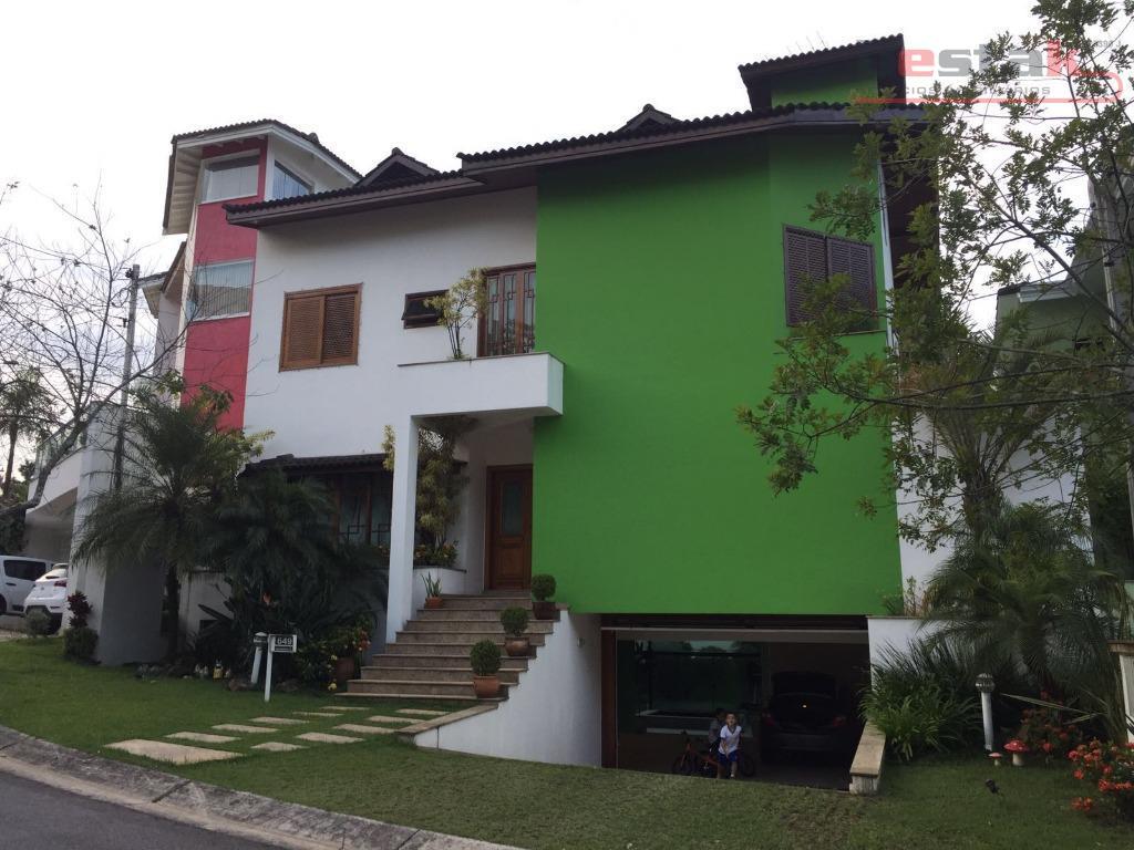 Casa residencial à venda, Swiss Park, São Bernardo do Campo - CA0182.