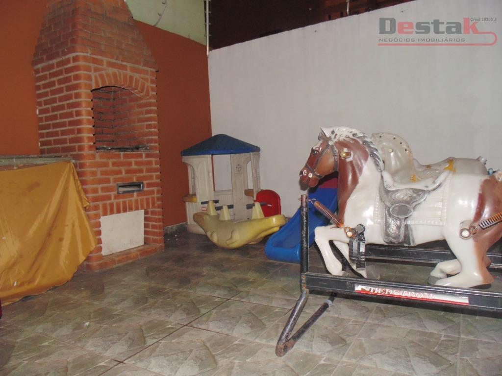 Salão, Vila Valparaíso, Santo André - SL0015.