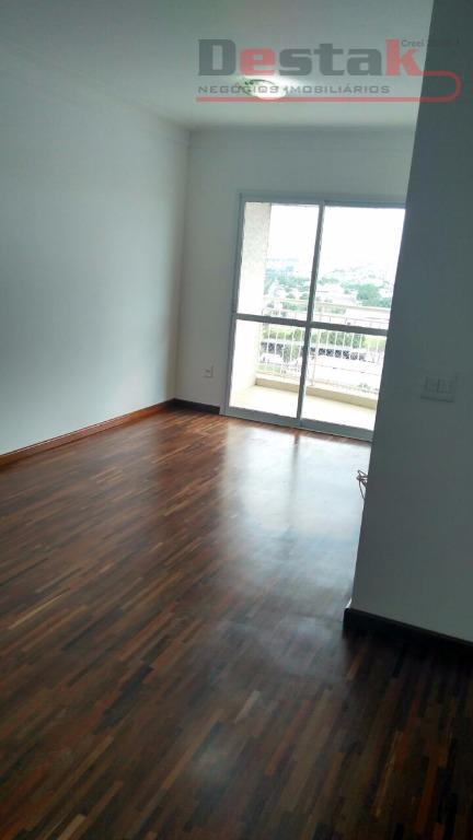 Apartamento para venda e locação, Vila Valparaíso, Santo André.