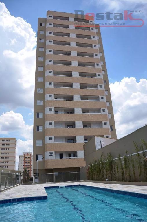 Apartamento, Jardim Bela Vista, Santo André.