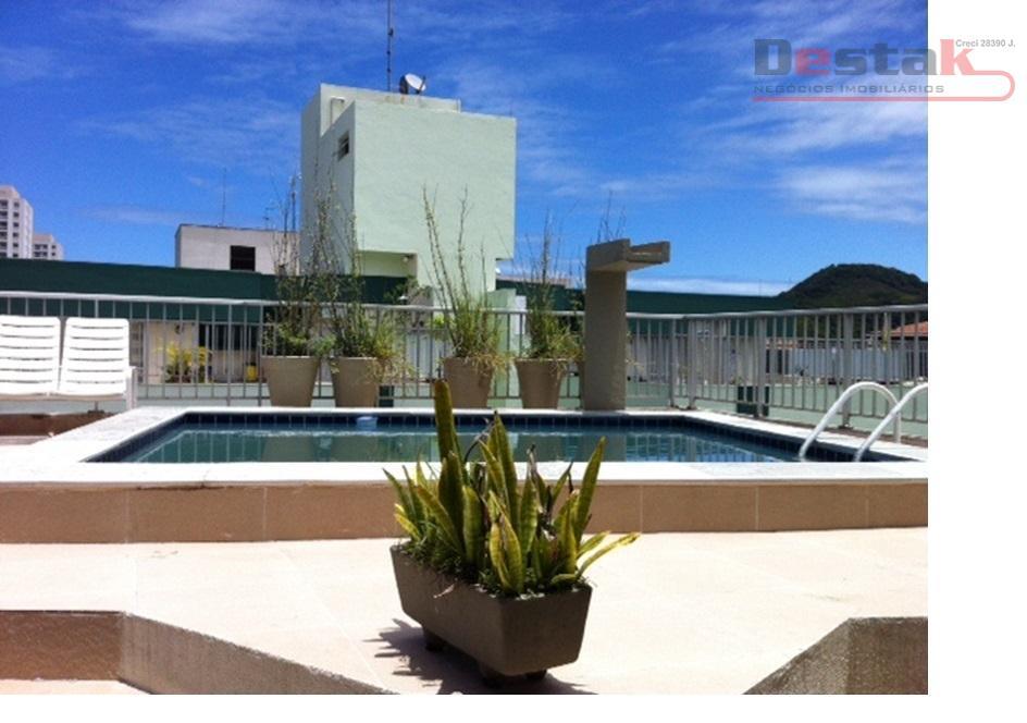 Apartamento cobertura, Jardim Las Palmas, Guarujá.