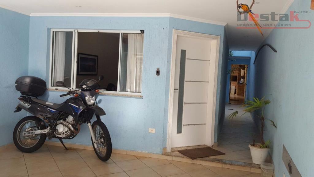 Casa, Demarchi, São Bernardo do Campo - CA0193.