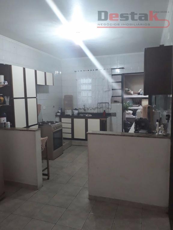 Casa, Demarchi, São Bernardo do Campo - CA0196.