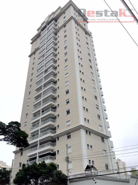 Maravilhoso Apartamento, Bairro Jardim, Santo André - AP1671.