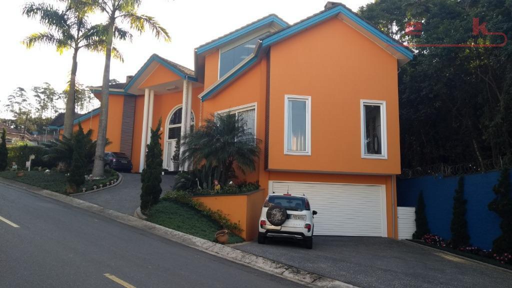 Casa, Swiss Park, São Bernardo do Campo.