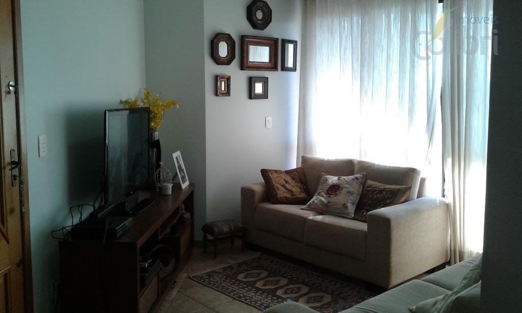 Apartamento residencial à venda, Vila Seixas, Ribeirão Preto.