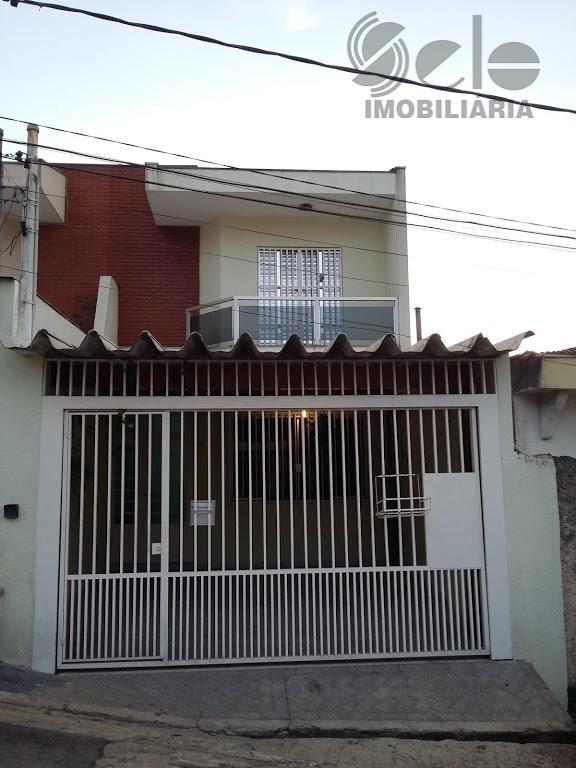 Sobrado  residencial para locação, Freguesia do Ó, São Paulo.