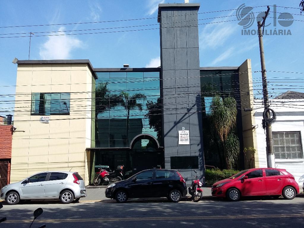 Galpão à venda, 2150 m² por R$ 3.600.000,00 - Água Branca - São Paulo/SP