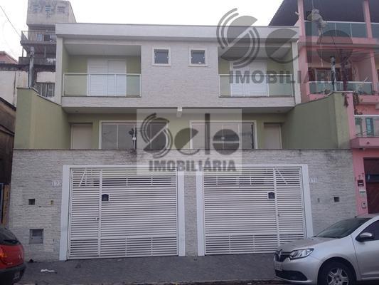 Sobrado residencial à venda, Itaberaba, São Paulo.
