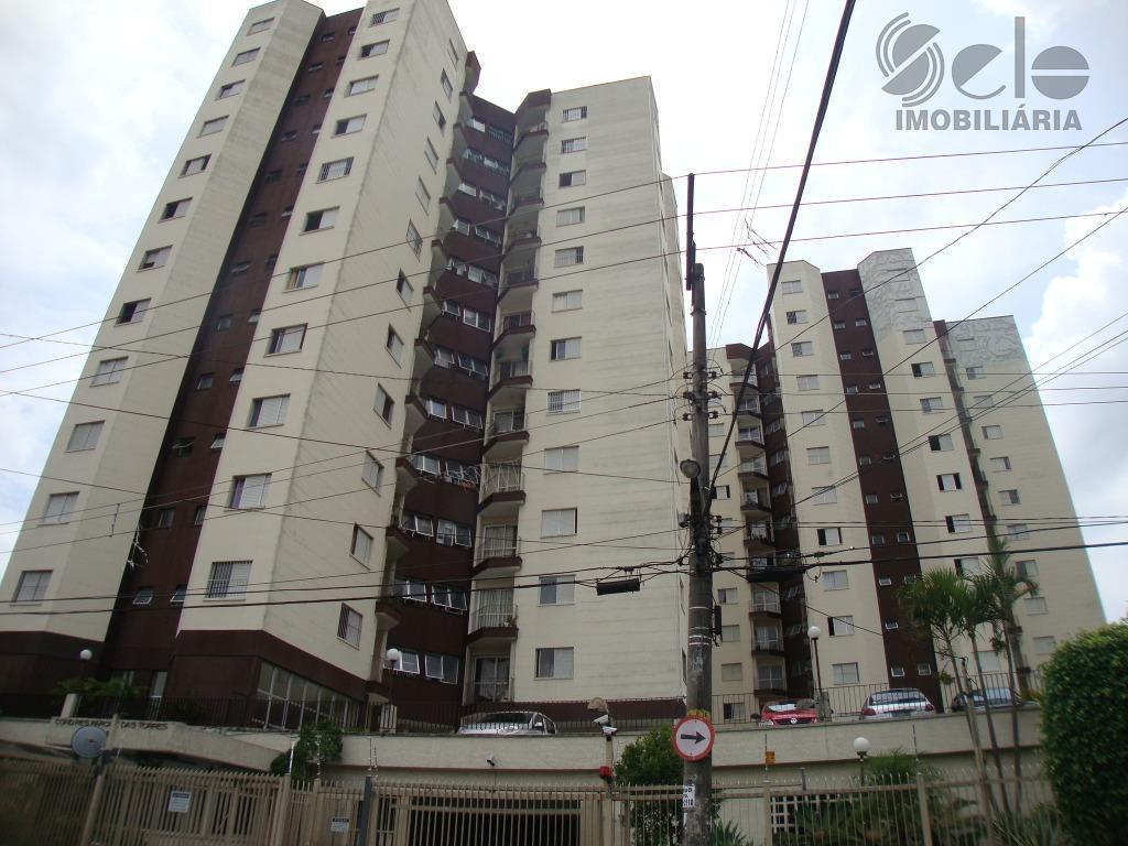 Apartamento residencial para venda e locação - Todo mobiliado e decorado