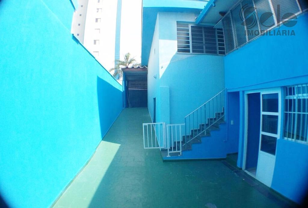 Casa comercial para locação - Ótima para escola infantil