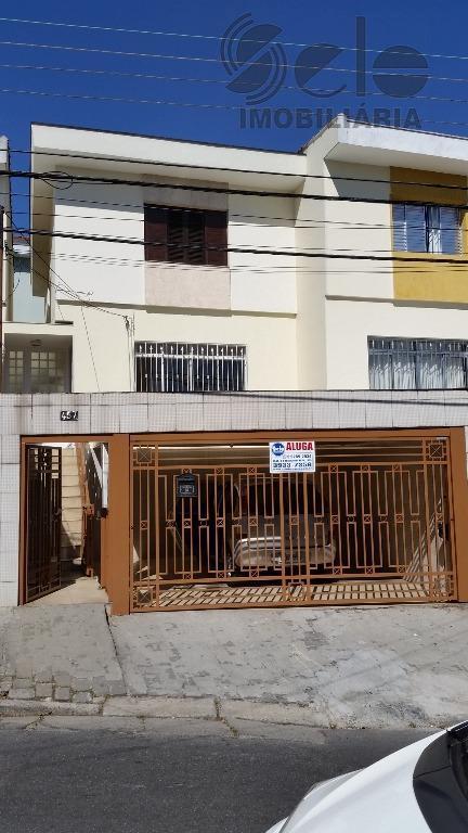 Freguesia do Ó - Sobrado 3 dormitórios + edícula com wc,  2 vagas