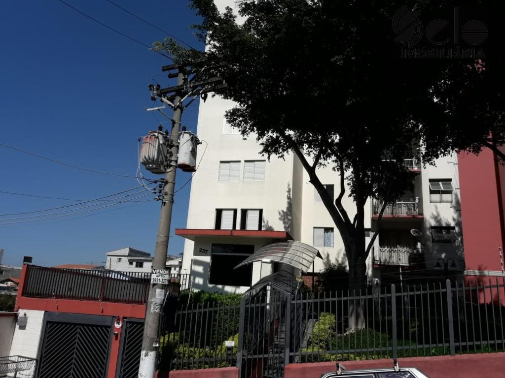 Apartamento residencial para locação, Itaberaba, São Paulo.