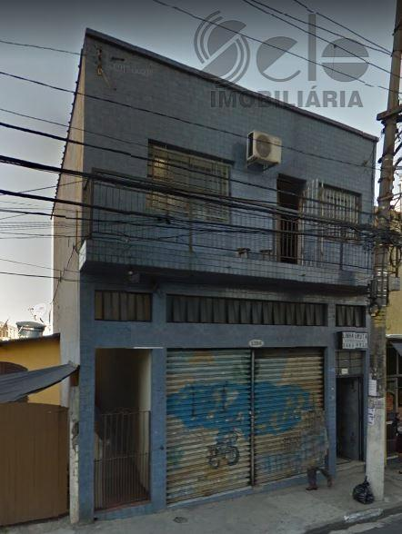 ´Prédio comercial com renda na Av. Itaberaba