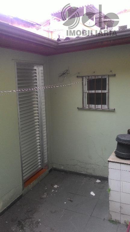 oportunidade, sobrado com 2 dormitórios, sala 2 ambientes, quintal, quarto de empregada, 2 a 3 vagas,...