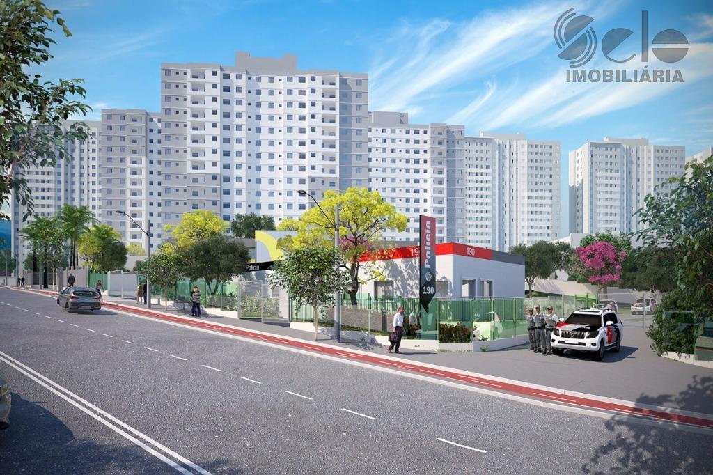 Apartamentos Novos no programa Minha Casa Minha Vida - Piqueri -SP
