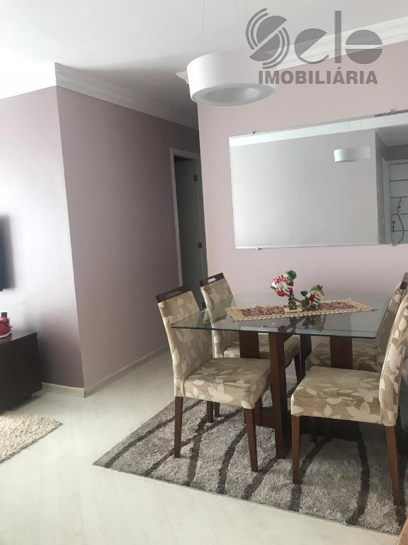 lindo apartamento com 3 dormitórios, suíte, sala 2 ambientes, cozinha, rico em armários, bom acabamento, ótima...
