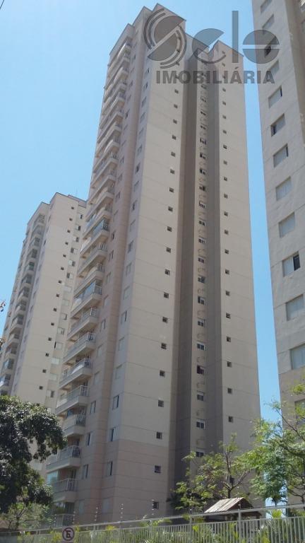 Apartamento com 3 dormitórios (3º reversível)  vende ou aluga, 73 m² por R$ 530.000 - Limão - São Paulo/SP