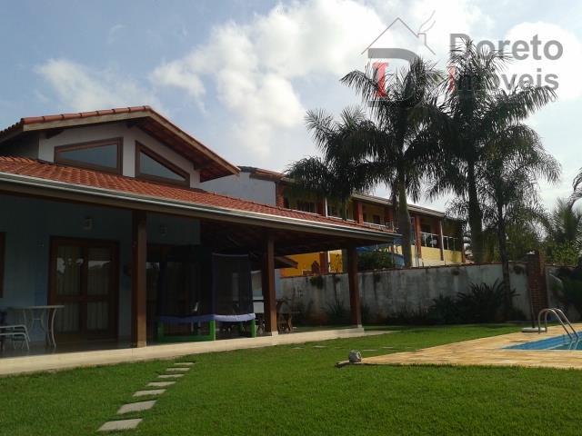 Chácara residencial à venda, Nova Rheata, Boituva.