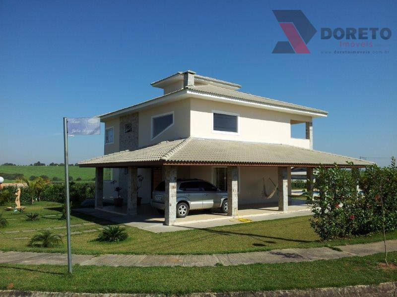 Chácara residencial para locação, Portal dos Lagos, Boituva.