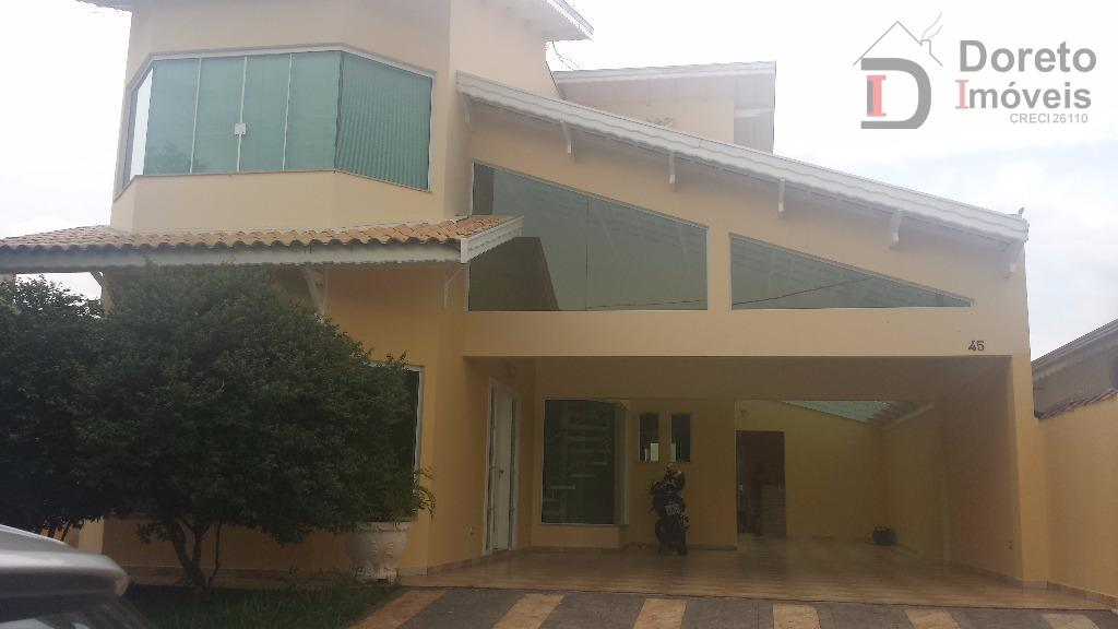 Casa residencial para locação, Portal dos Pássaros II, Boituva.