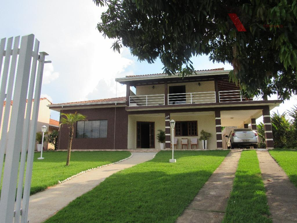 Chácara residencial à venda, Colina Nova Boituva, Boituva.