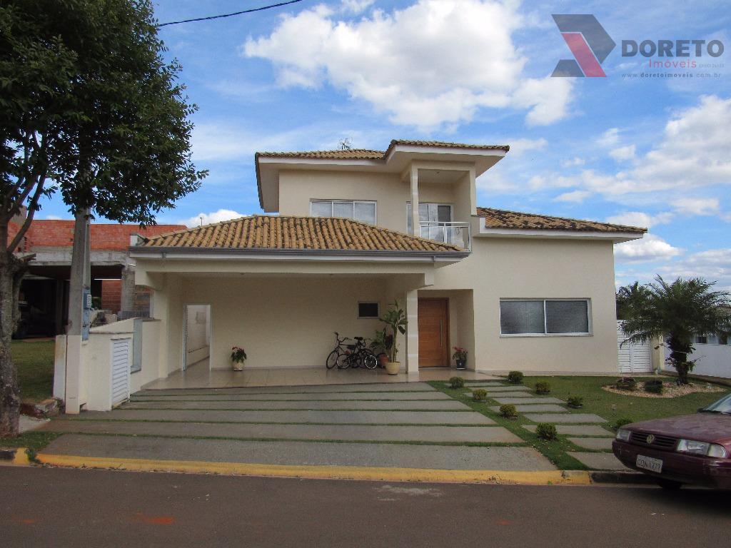 Casa residencial para venda e locação, Portal das Estrelas I, Boituva.
